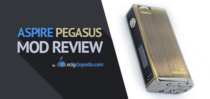 Aspire Pegasus Mod Review