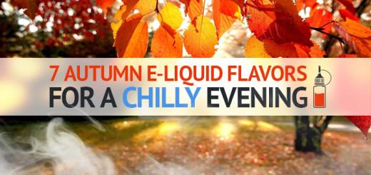 Autumn E-liquid