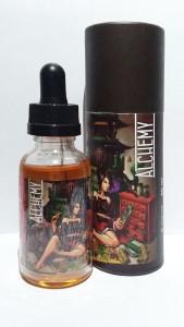 Steamworks Alchemy E-Liquid Review