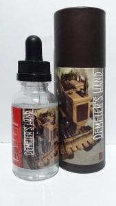 SteamWorks Demeter's Hand E-Liquid Review