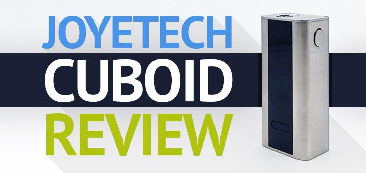 Joyetech Cuboid Mod Review