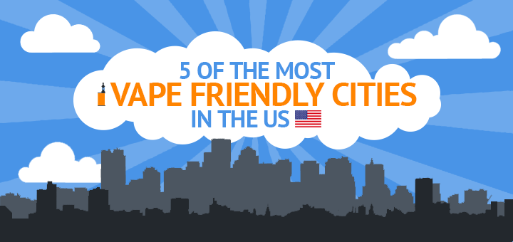 Vape Friendly Cities