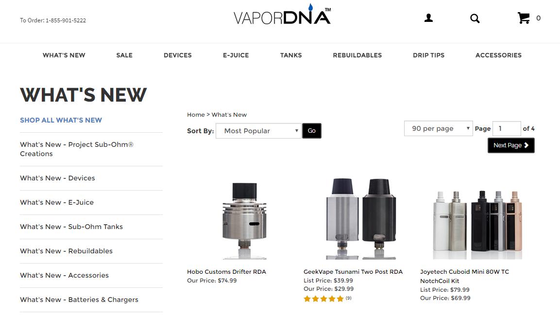 Best Online Vape Shops - 10 of The Best! - Ecigclopedia