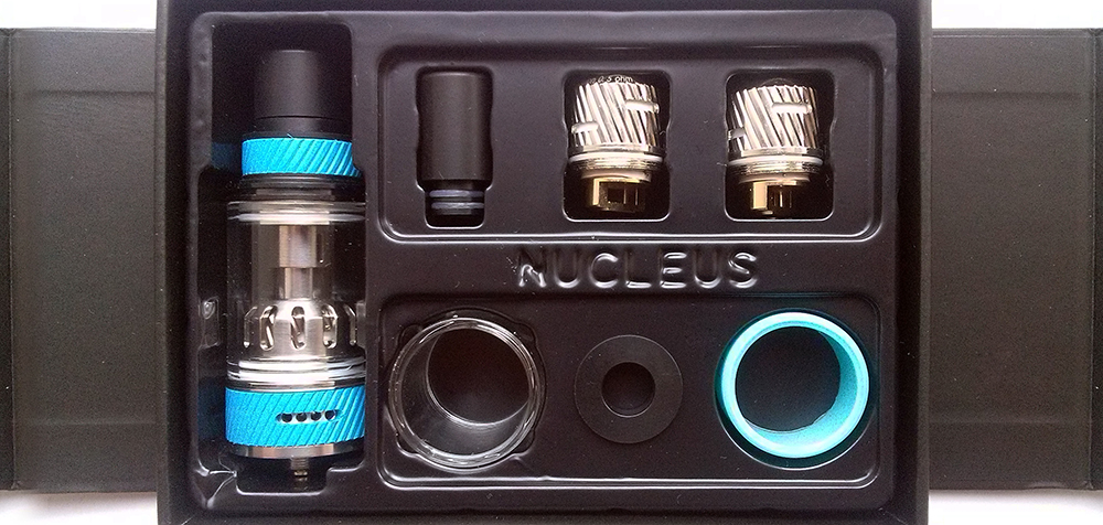 Nucleus Fusion Packaging