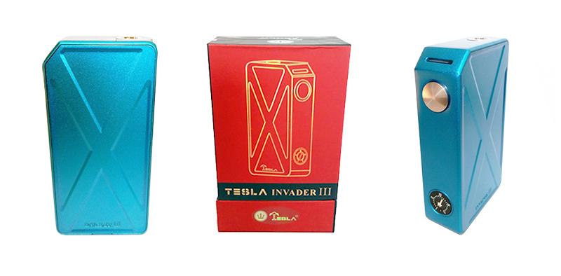 Tesla Invader 3 Different Angles