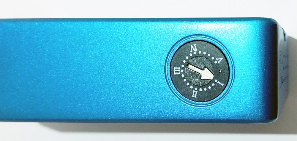 Tesla Invader III Voltage Adjustment Knob