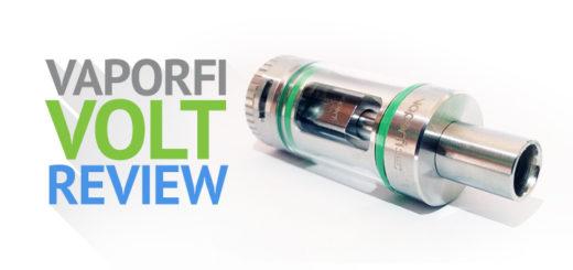 VaporFi Volt Tank Review