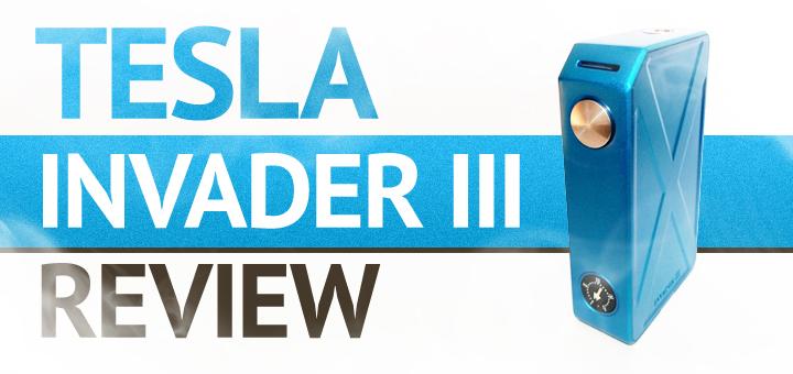 Tesla Invader 3 Mod Review