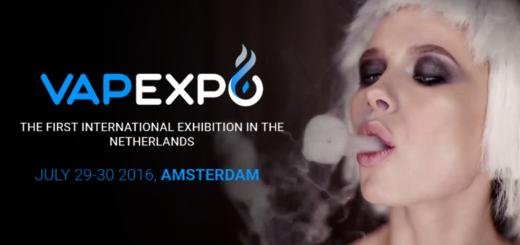 VapExpo Amsterdam 2016