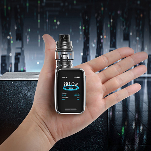 Smok X-PRIV Baby 80W Kit Review