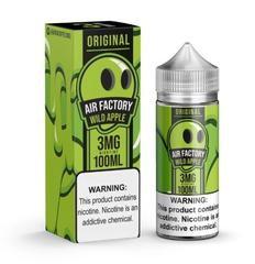 Air Factory E-juice Review