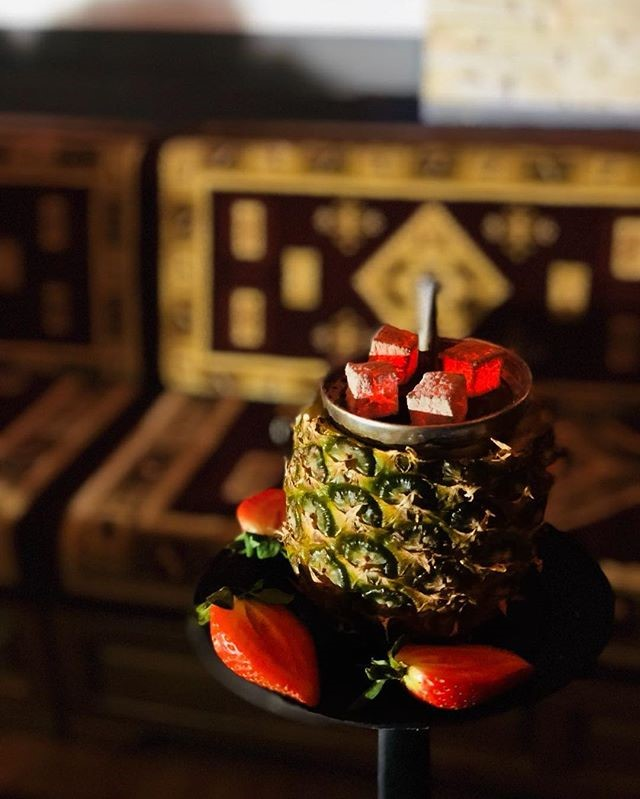 Fruit Hookah Head VS Shisha Bowl