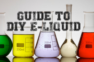 Guide to Vape Juice