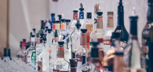 Paring e-liquid with Alcohol