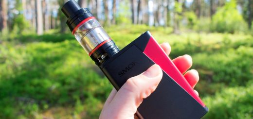 Safety tips to remember when handling E-liquid's