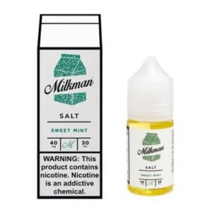 Mentholated Salt Nic Juices to Cool