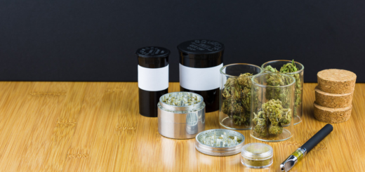 How to Store Your Cannabis Stash