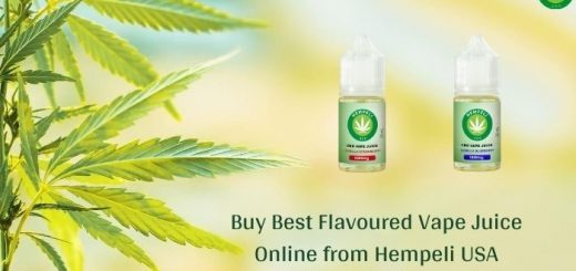 Buy Best Flavoured Vape Juice Online from Hempeli USA