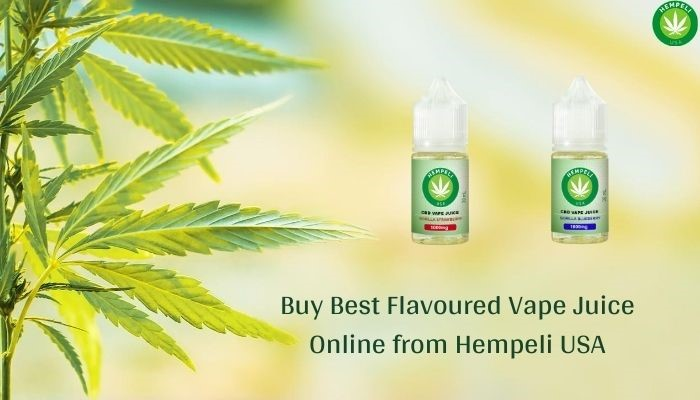 Buy Best Flavoured Vape Juice Online from Hempeli USA