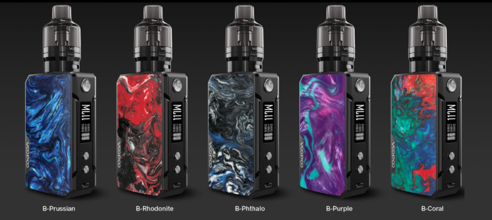 VOOPOO DRAG mini Refresh Edition Review