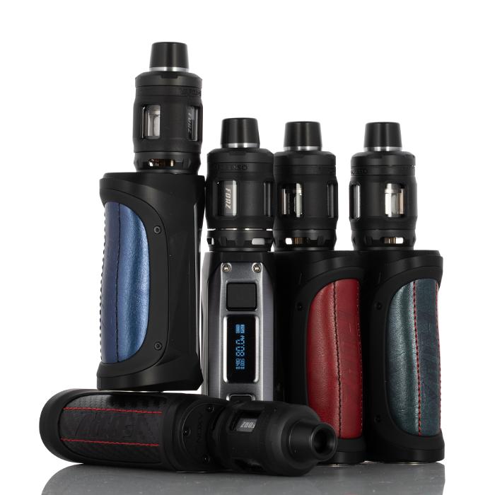 vaporesso forz tx80 kit review