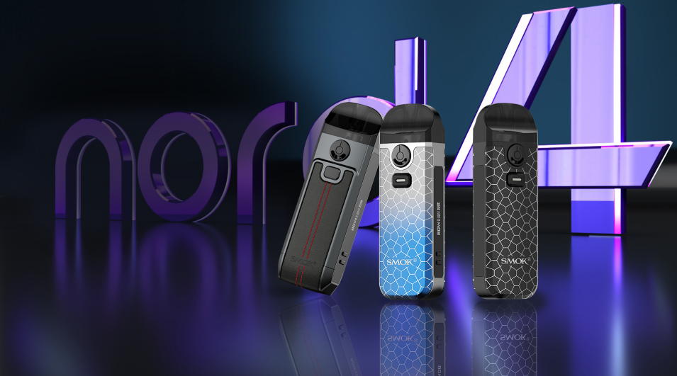 SMOK NORD 4 Pod System Review