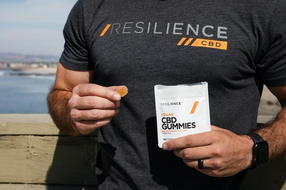 Using CBD for Workout