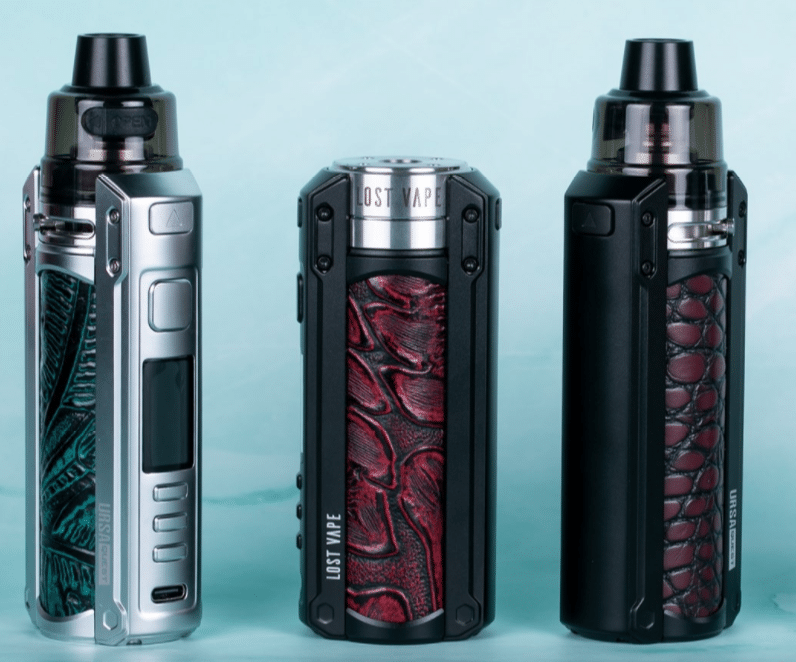 Lost Vape Ursa Quest Multi Kit Review