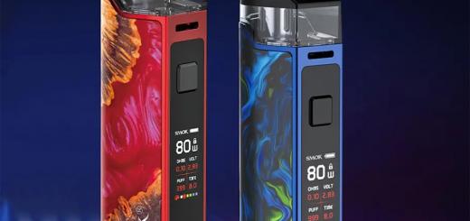 SMOK RPM80 & RPM 80 Pro Review
