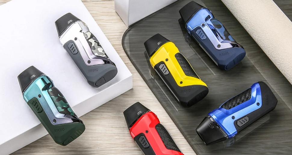 Geekvape Aegis Nano 30W Pod Kit Review